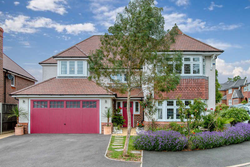 4 Bedrooms Detached House for sale in Platform Road, Aston Fields, Bromsgrove, B60 3SN