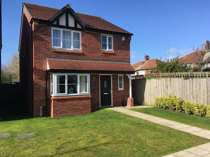 3 Bedrooms Detached House for sale in Longridge Drive, Bootle, Bootle, L30