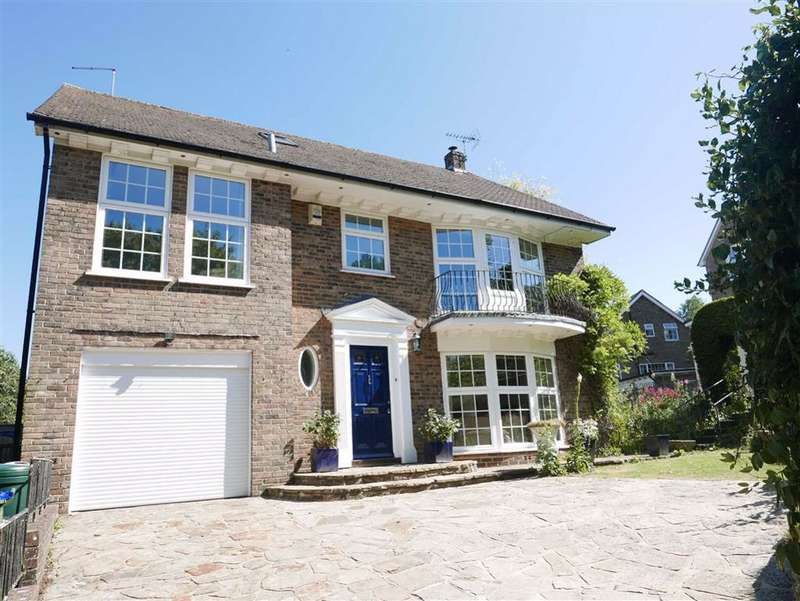 5 Bedrooms Detached House for sale in Prince Edwards Road, Lewes, East Sussex
