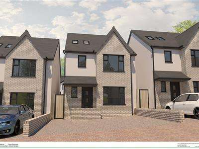 4 Bedrooms Detached House for sale in Woodland Grove, Machen