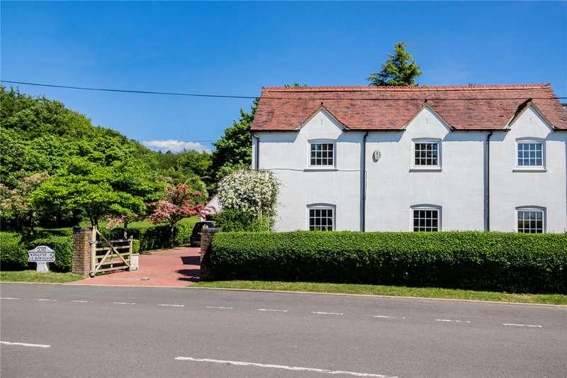 4 Bedrooms Detached House for sale in Birmingham Road, Lydiate Ash, Bromsgrove, B61