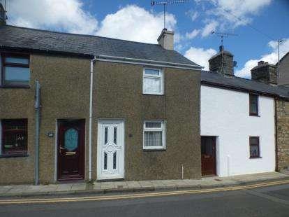 2 Bedrooms Terraced House for sale in Kingshead Street, Pwllheli, Gwynedd, LL53