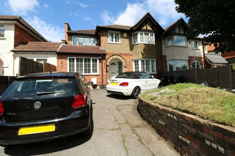 4 Bedrooms Semi Detached House for sale in Addington Road, South Croydon, CR2 8LJ