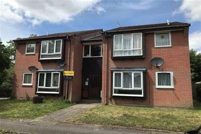 1 Bedroom Flat for rent in The Oaks, Merryoak, Southampton