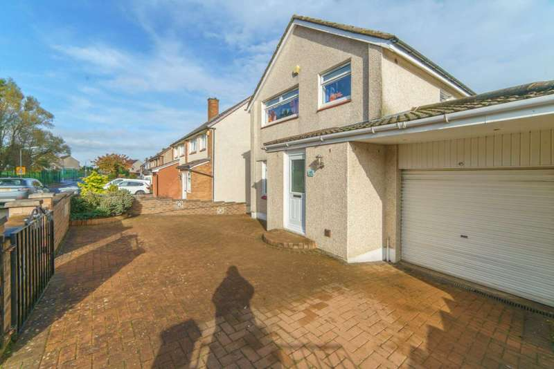 3 Bedrooms Detached House for sale in Melfort Road, Hamilton