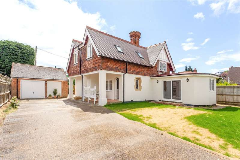 4 Bedrooms Detached House for sale in Friary Lodge, Old Windsor, Berkshire, SL4