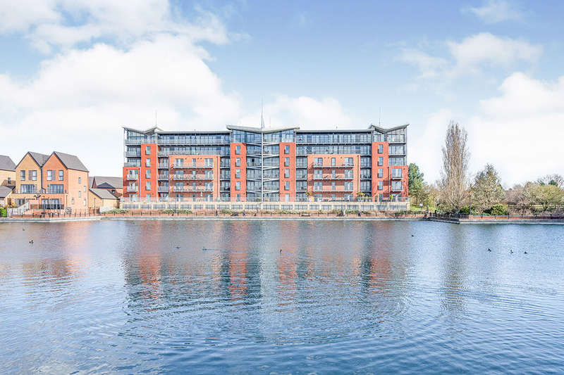 2 Bedrooms Flat for sale in Kentmere Drive, Lakeside, DN4