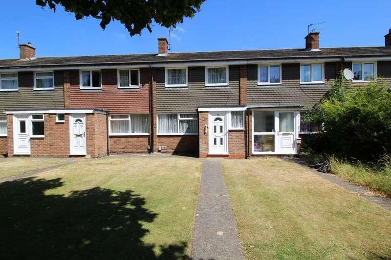 3 Bedrooms Property for rent in Ranworth Walk, Bedford, MK40