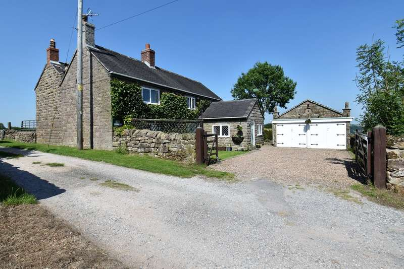 4 Bedrooms Cottage House for sale in Well Lane, Alderwasley