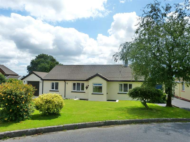 3 Bedrooms Detached Bungalow for sale in Holmleigh, Thornberry Gardens, Ludchurch, Narberth