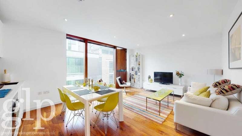 1 Bedroom Flat for sale in Peter Street, Soho, W1F