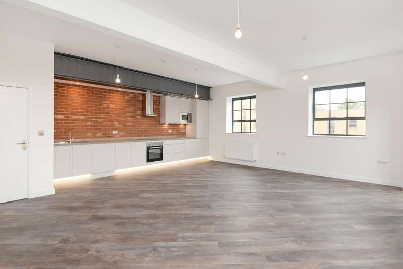 2 Bedrooms Apartment Flat for sale in The Old Bakery, Victoria Crescent, Ashford, TN23
