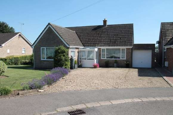 2 Bedrooms Bungalow for sale in Bourne Road, Spalding