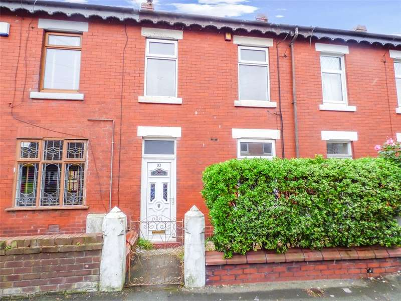 2 Bedrooms Terraced House for sale in Preston Old Road, Stanley Park, Blackpool