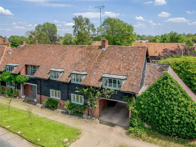 5 Bedrooms Barn Conversion Character Property for sale in Church Street, Sutton Courtenay, Abingdon, Oxfordshire, OX14