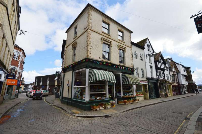 3 Bedrooms Property for sale in High Street, Leominster, Herefordshire