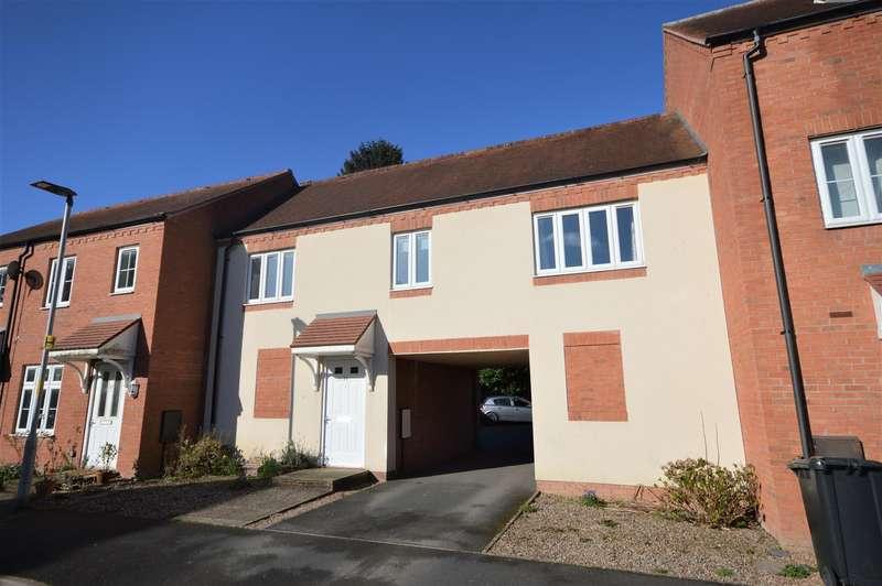 2 Bedrooms Terraced House for sale in Garden Close, Kington
