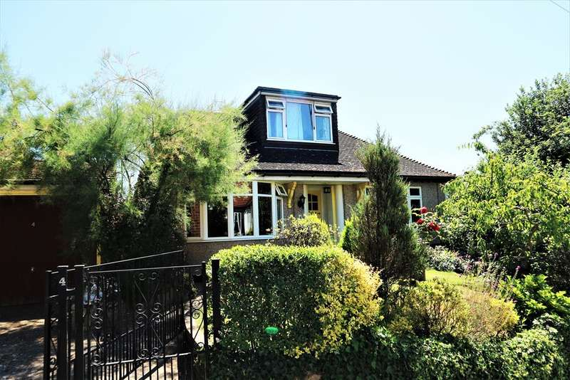 4 Bedrooms Detached Bungalow for sale in Park Grove , Bexleyheath, Kent, DA7 6AA