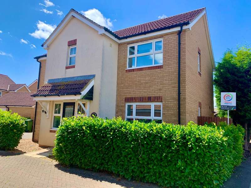 4 Bedrooms Detached House for rent in Oxfield Drive, Gorefield, Wisbech PE13