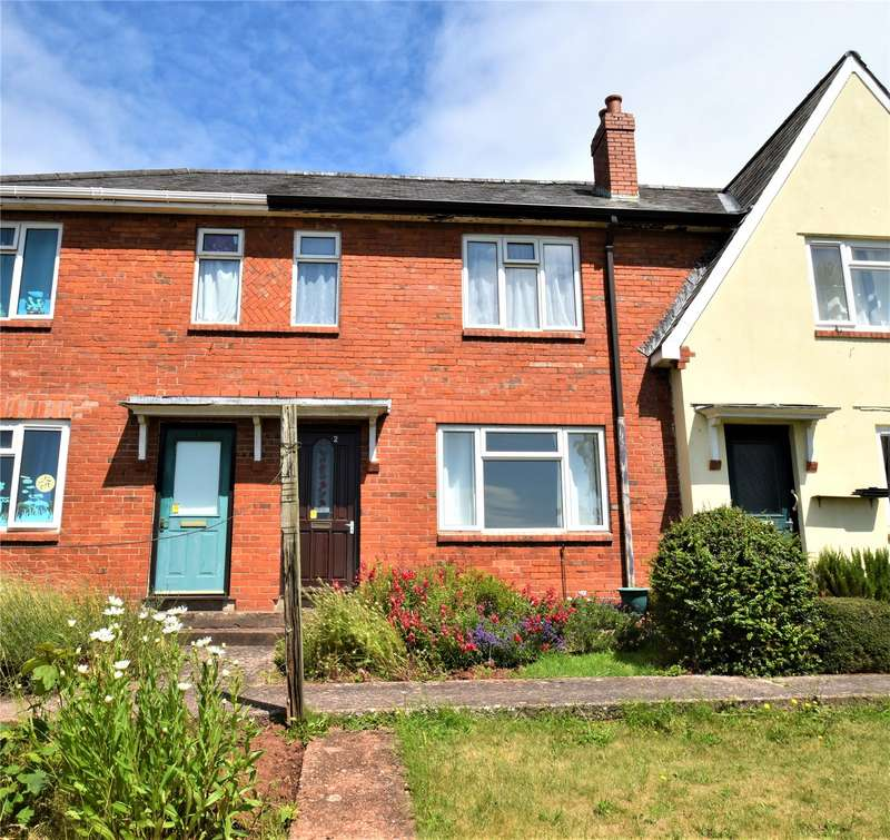 2 Bedrooms House for sale in Rock View, Halberton, Tiverton, Devon, EX16