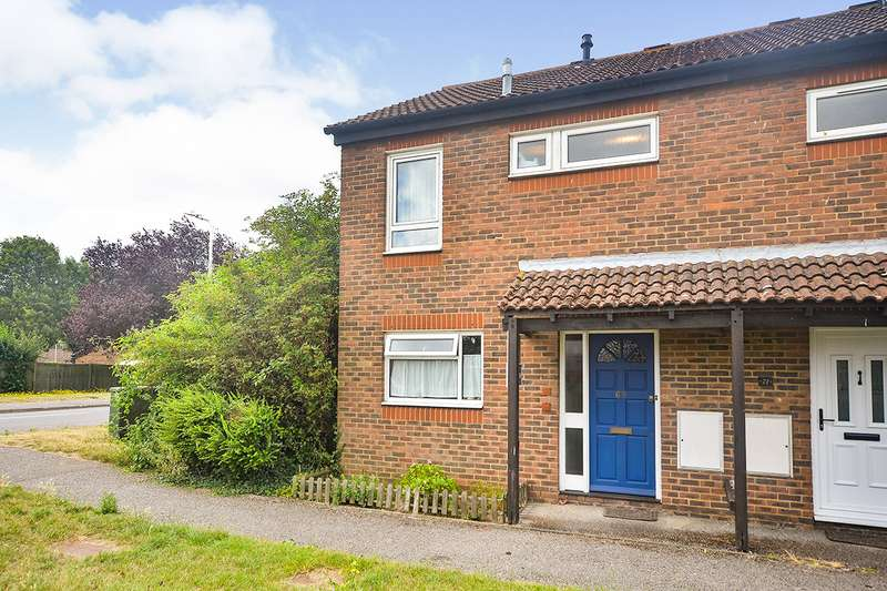 3 Bedrooms End Of Terrace House for sale in Bysing Wood Road, Faversham, Kent, ME13