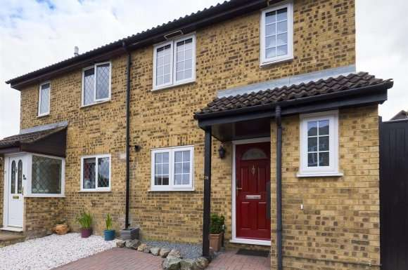 3 Bedrooms Detached House for sale in Paterson Close, Basingstoke