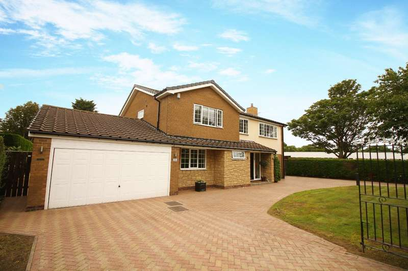 4 Bedrooms Detached House for rent in Earnshaw Way, Whitley Bay, Tyne and Wear