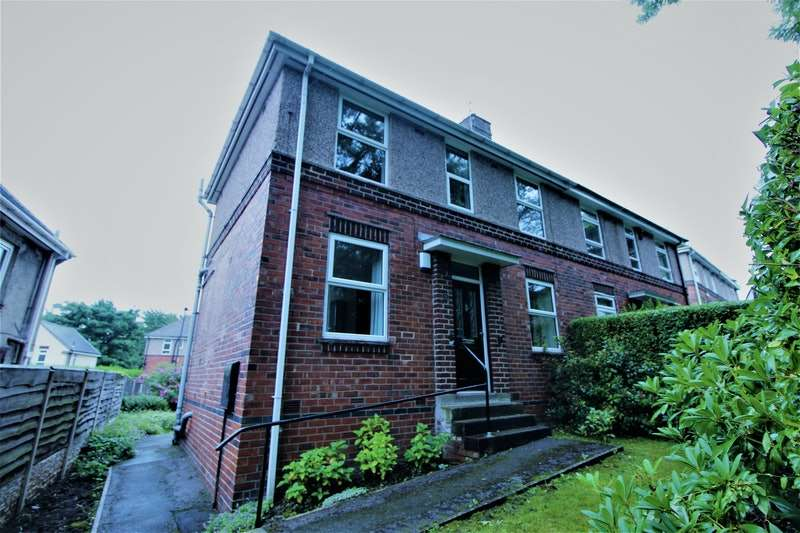 3 Bedrooms Semi Detached House for sale in Deep Lane, Shiregreen, Sheffield, South Yorkshire, S5