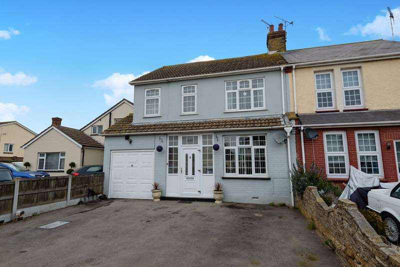 3 Bedrooms Semi Detached House for sale in High Street, Great Wakering, Essex, SS3