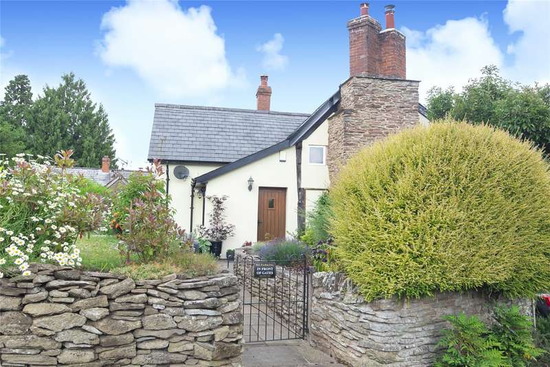 3 Bedrooms Detached House for sale in Tower Hill, Bromyard, Herefordshire, HR7