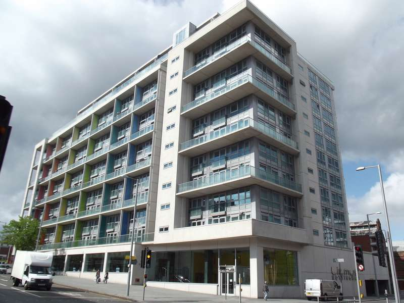 Property for rent in The Litmus Building, Huntingdon Street NG1