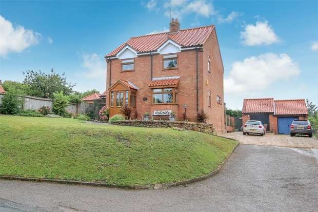 3 Bedrooms Detached House for sale in Sedgeford