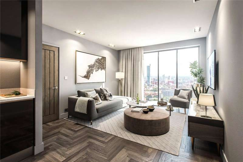3 Bedrooms Apartment Flat for sale in Carnaby Street, Worrall Street, Salford, M5