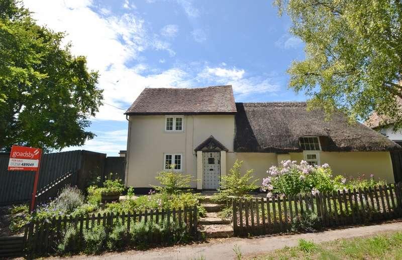 3 Bedrooms Detached House for sale in Tarrant Keyneston
