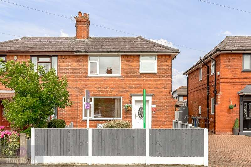 3 Bedrooms Semi Detached House for sale in Speakman Avenue, Leigh, Greater Manchester. WN7 2HQ