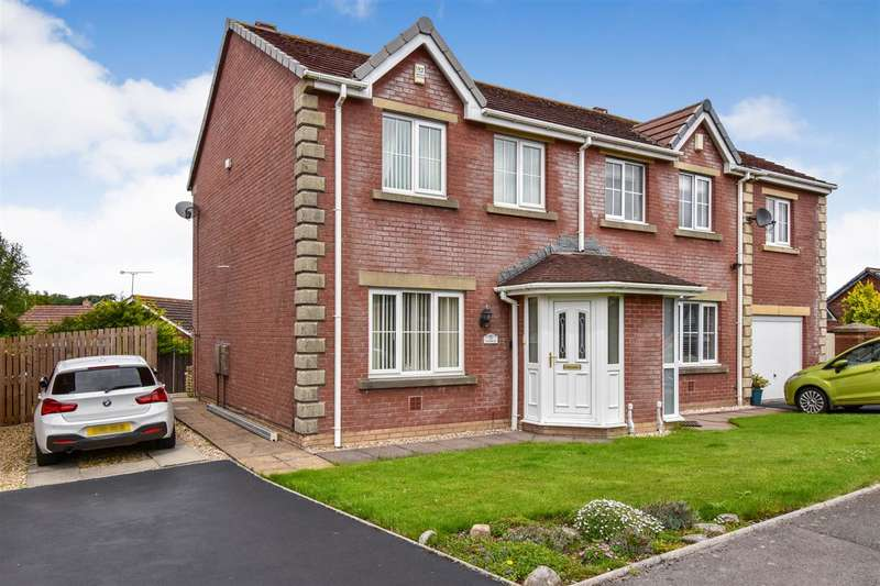 3 Bedrooms Semi Detached House for sale in Sycamore Road, Maryport
