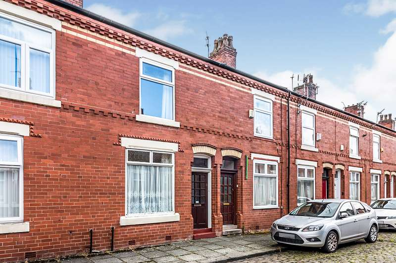 2 Bedrooms House for sale in Ventnor Street, Salford, Greater Manchester, M6