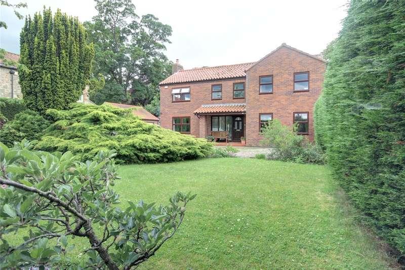 4 Bedrooms Detached House for sale in Glebe Lane, Manfield, North Yorkshire, DL2
