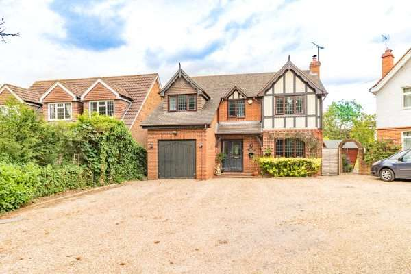 5 Bedrooms Detached House for sale in Reading Road, Arborfield, Reading