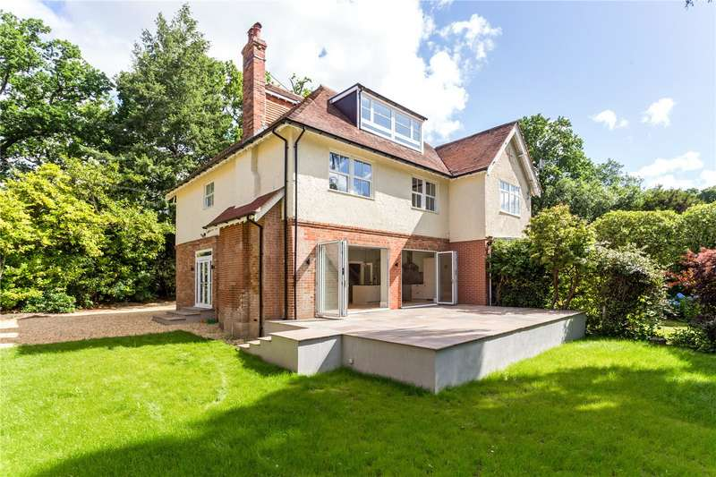 4 Bedrooms House for sale in Kingsway, Hiltingbury, Hampshire, SO53