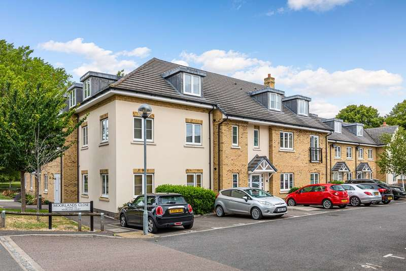 1 Bedroom Apartment Flat for sale in Moorlands Close, Melbourn, SG8