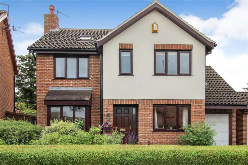 5 Bedrooms Detached House for sale in The Chase, Knaresborough, North Yorkshire