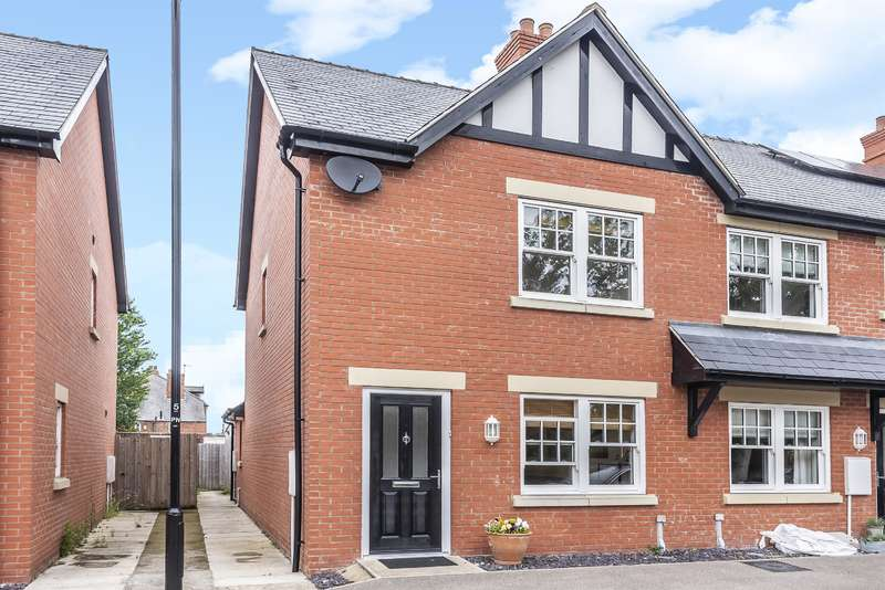2 Bedrooms End Of Terrace House for sale in , Bennetts Mill Close, Woodhall Spa, Lincs, LN10 6NA