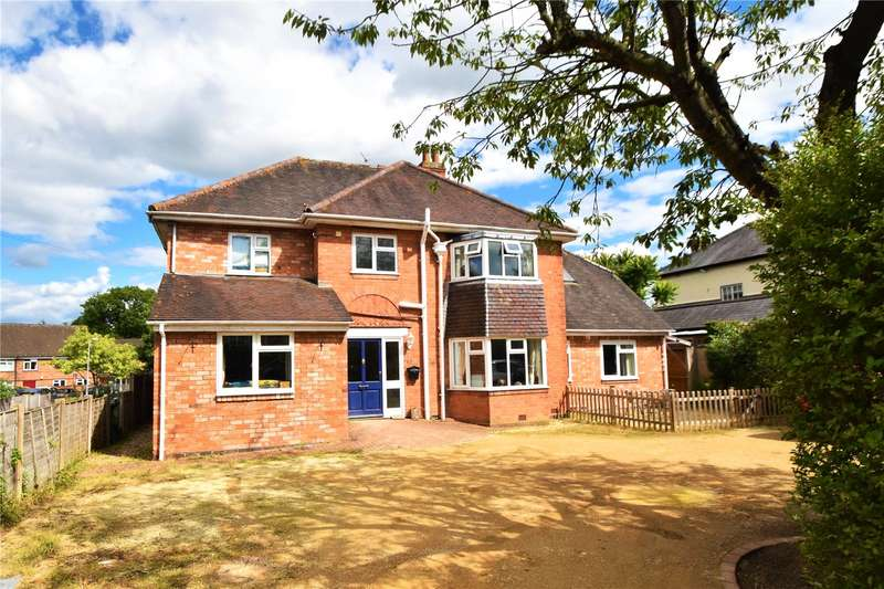 5 Bedrooms Detached House for sale in Geraldine Road, Malvern, Worcestershire