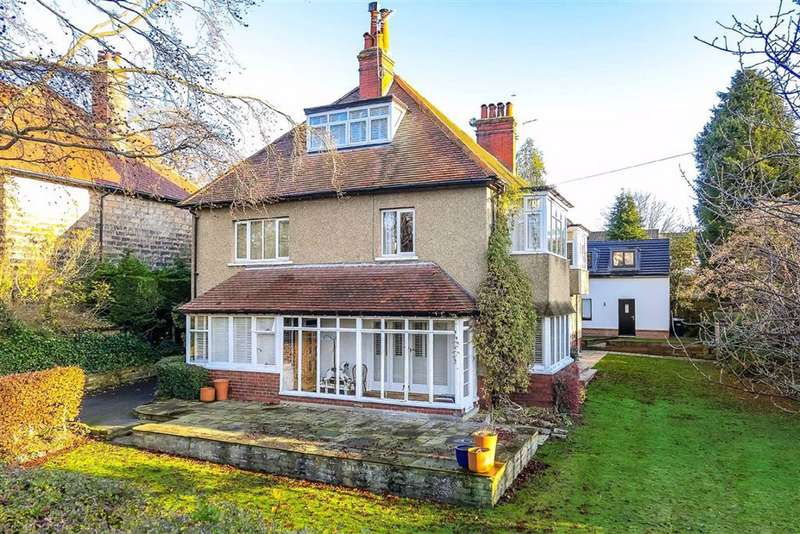5 Bedrooms Detached House for sale in Cavendish Avenue, Harrogate, North Yorkshire