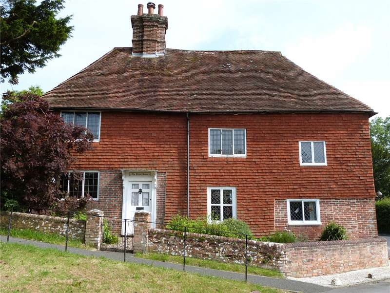 5 Bedrooms Detached House for sale in Church Lane, Hellingly, East Sussex, BN27