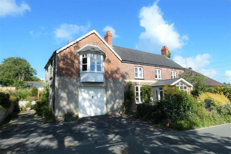 4 Bedrooms Detached House for sale in Greenhill, Clarbeston Road, Haverfordwest