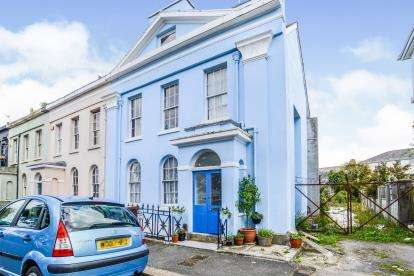 6 Bedrooms End Of Terrace House for sale in Stonehouse, Plymouth, Devon
