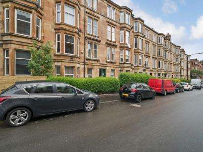 2 Bedrooms Flat for sale in Walton Street, Glasgow, Lanarkshire