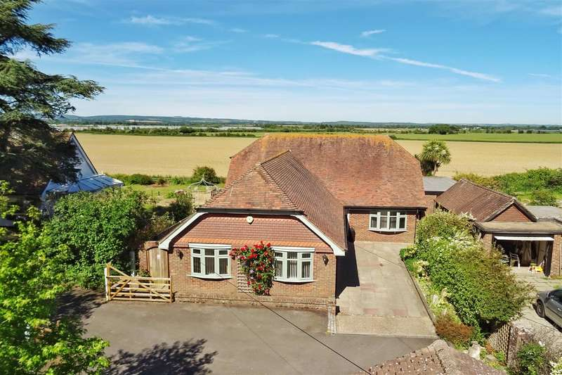 4 Bedrooms Detached Bungalow for sale in Babsham Lodge, Bersted
